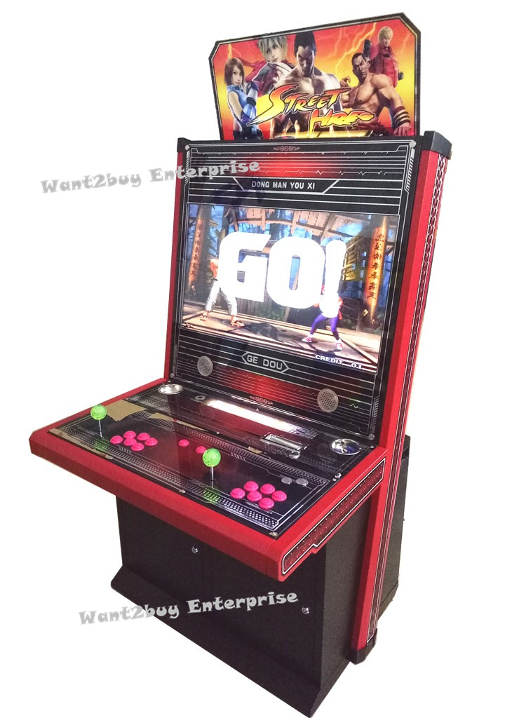 Where To Buy New Arcade Machines