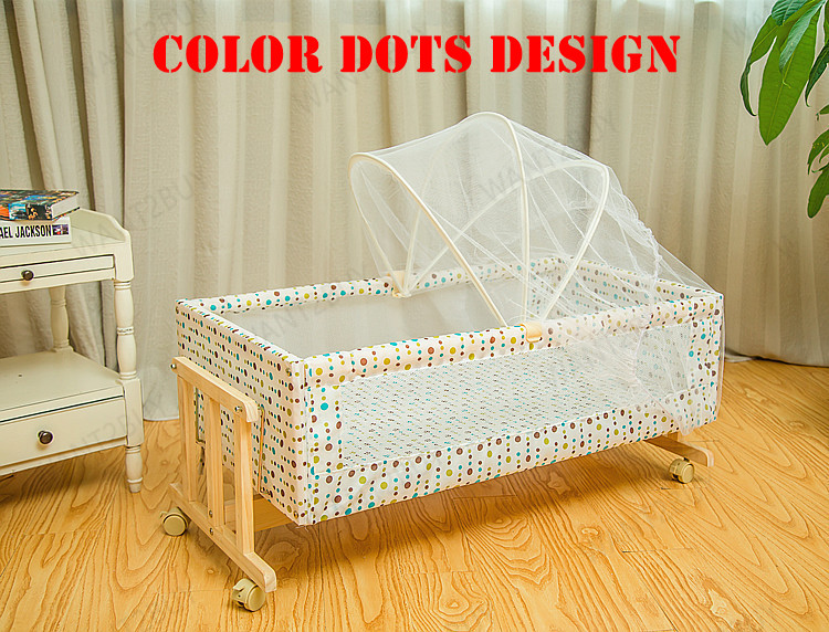 Solid Wood Newborn Baby Cot Cradle End 7 13 2020 12 15 Pm