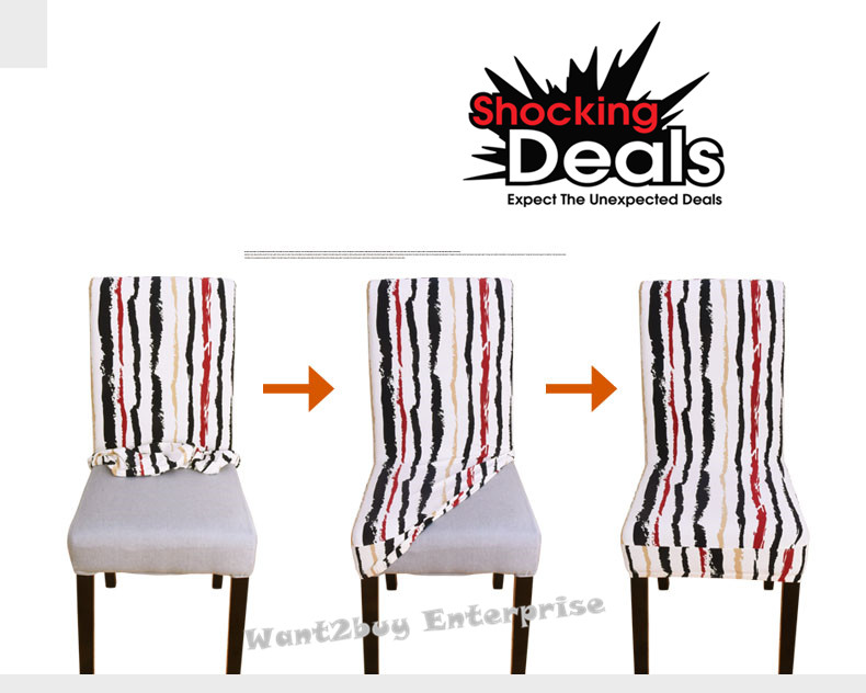 2 X Spandex Stretch Washable Dining Stool Chair Cover  : 08 from www.11street.my size 790 x 632 jpeg 96kB