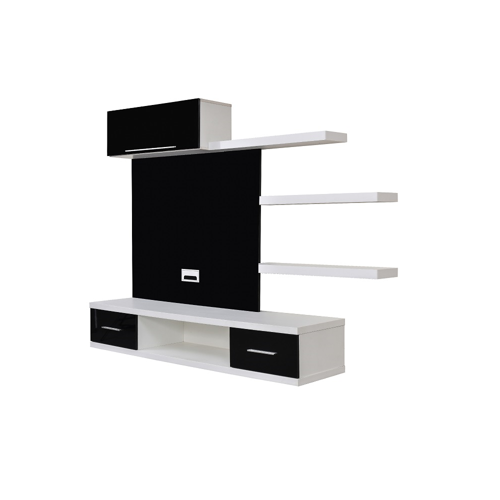 7ft Wall Mount Modern Tv Cabinet Living Cabinet 3 Years
