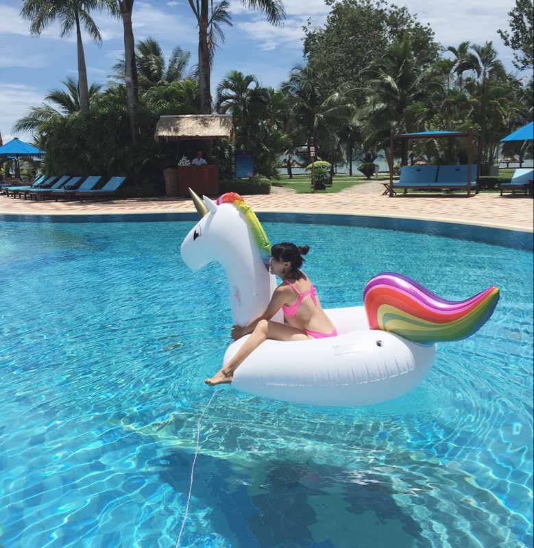 Inflatable unicorn flamingo swan gia end 8 3 2018 11 15 pm for Swimming pool purchase