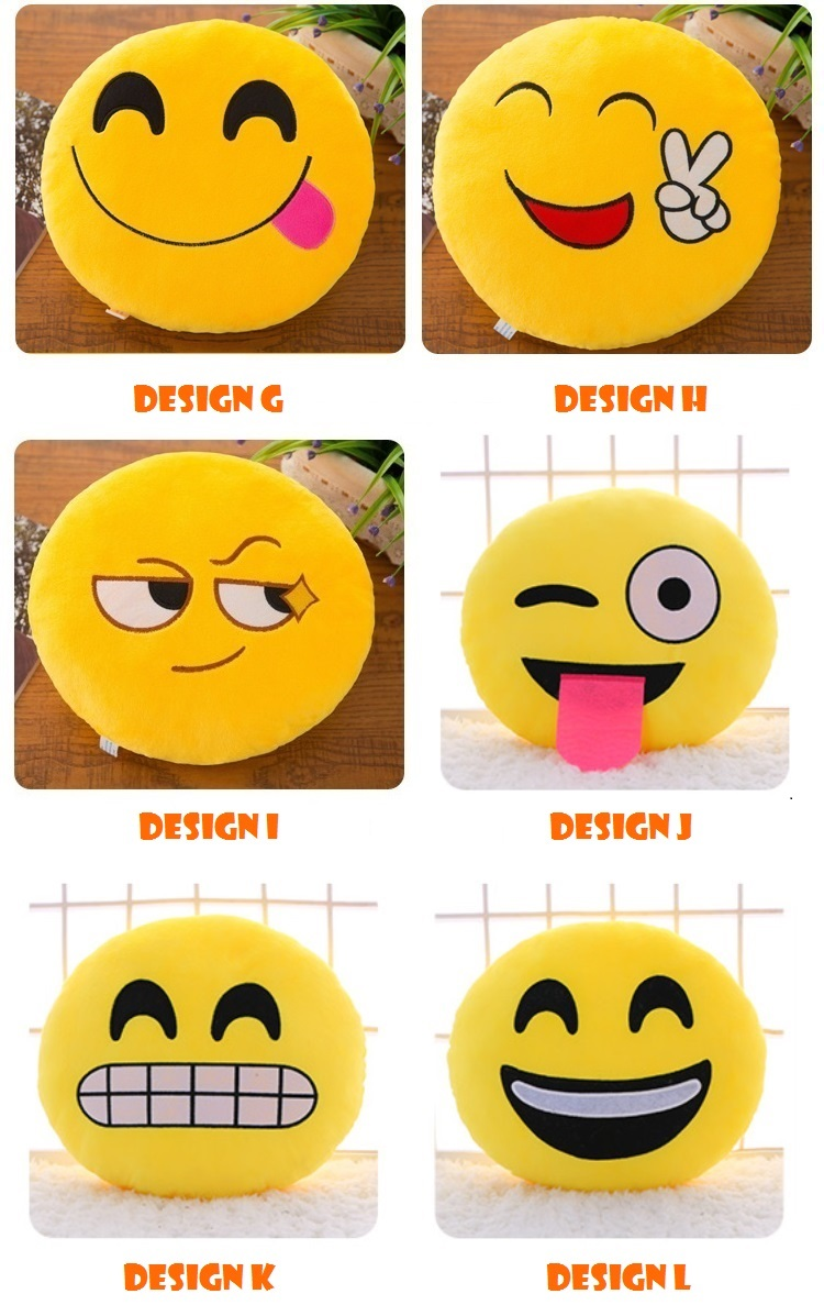 30cm Emoji Emotion Soft Stuffed Pl End 11 15 2019 10 15 Am