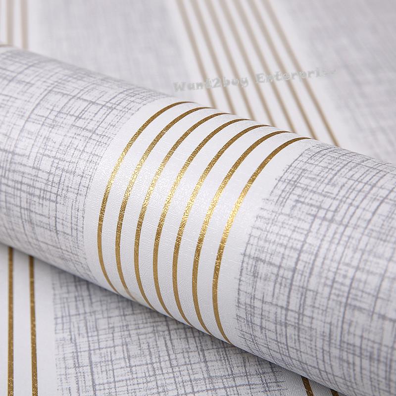 7 Design Line Style Pvc Wallpaper Waterproof Sticker Diy